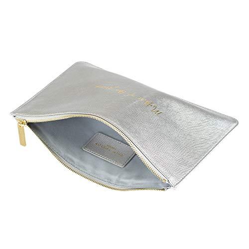 Katie Loxton Perfekte Tasche - Mutter des Bräutigams - Metallic Silber