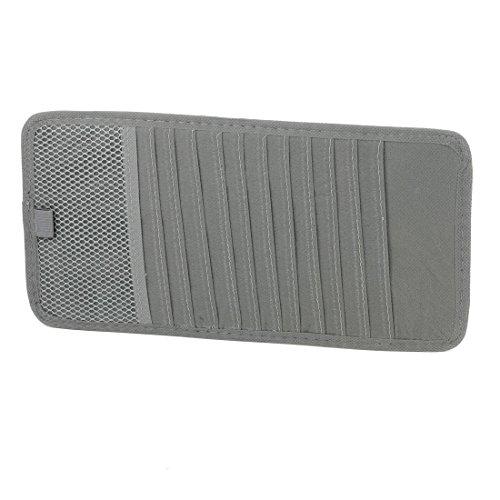 Träger-Auto-12 Pocket-Karten-Kartenhalter CD Visor Organizer Electronic Pocket Organizer