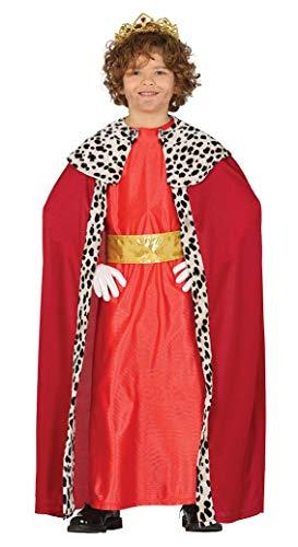 Guirma Magisches Kind des Kostüms rote König Gaspare lebende ()