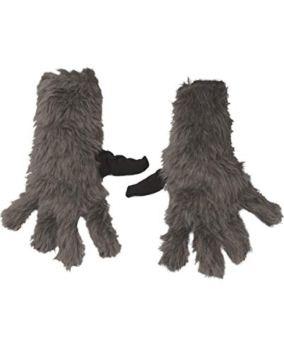 Kostüm Kinder Guardians Galaxy Of The - Horror-Shop Guardians of The Galaxy Rocket Raccoon Kinderhandschuhe | One Size