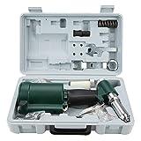 Kit de Pistolet à Rivets Pneumatique Automatique Pistolet à Air Comprimé pour Perceuse Insert Nut Accessoires 2,4-4,8mm avec 30 Rivets