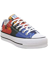 detailed look c059c b8fab Converse Femme Baskets Chuck Taylor All Star Lift Ox