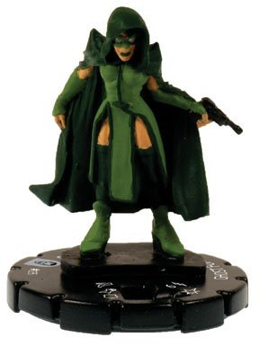 HeroClix: Ghost Fox Killer # 35 (Veteran) - Arkham Asylum by HeroClix - Killer Fox