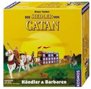 Die Siedler von Catan - Händler & Barbaren