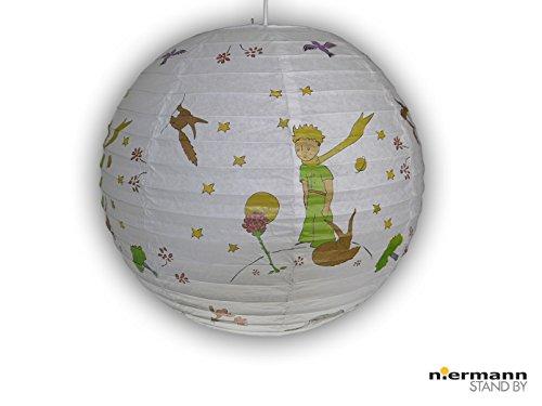 Suspension Papier Ballon le petit prince Ø 40 cm, avec abat-jour Suspension pour E27