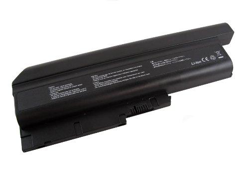 2613 Ersatz (Ersatz-Akku für IBM Lenovo ThinkPad T602613(9Zellen, 7200mAh))