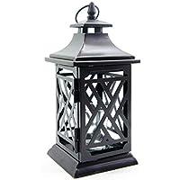 Photophore Yankee Candle officiel vintage rétro, lanterne décorative d'intérieur ou extérieur–Bougies non incluses
