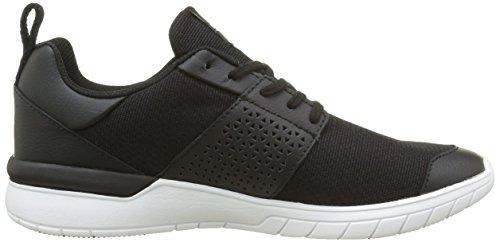 Scissor Herren Black White Sneaker Noir Supra 0fASxa0