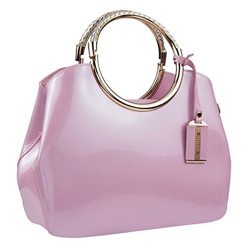 Bagood, Poschette giorno donna Pink