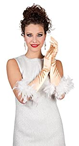 Long gloves for woman (accesorio de disfraz)