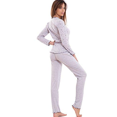 Toocool - Ensemble de pyjama - Femme Gris