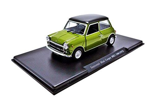 promocar-pro10247-innocenti-mini-cooper-mk3-1300-1972-echelle-1-24-vert-noir