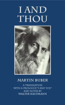 Image result for i and thou martin buber