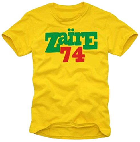coole-fun-t-shirts-zaire-74-muhammad-ali-gg-george-foreman-gelb-grosse-l