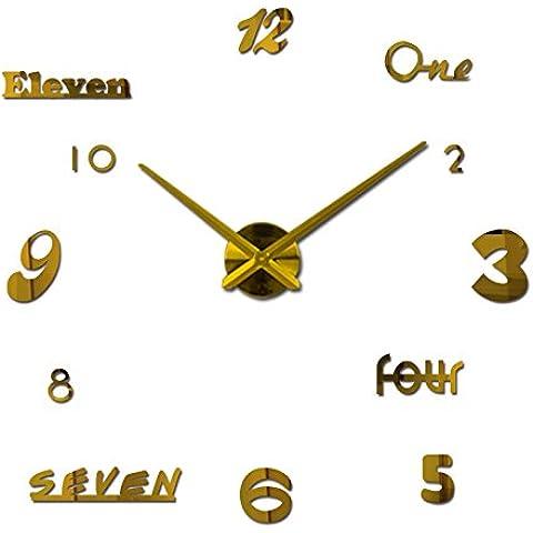 CNMKLM Casa arredamento decorativo Orologio a parete digitale orologi elettronici #9