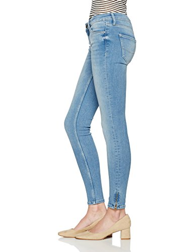 Cross Damen Skinny Jeans Giselle Blau (Light Blue 032)