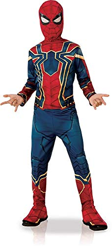 Rubie's-déguisement officiel - Marvel-Déguisement Officiel Iron Spider-Taille L- I-641052L