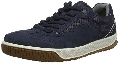 ECCO Herren Byway TRED Sneaker, Blau (Navy/Night Sky 51313), 46 EU
