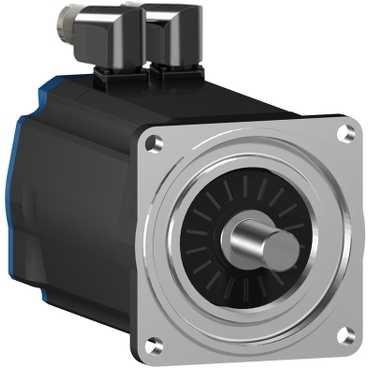 Schneider BSH1002T01F2A AC-Servomotor BSH, 5,5 Nm, 6000 U/min, glatt, mit Bremse, IP50