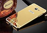 #8: First 4 For Samsung Galaxy J5 Prime Back Cover Luxury & Royal Look in Gold Colour