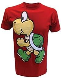Nintendo T-Shirt -L- Koopa, rot