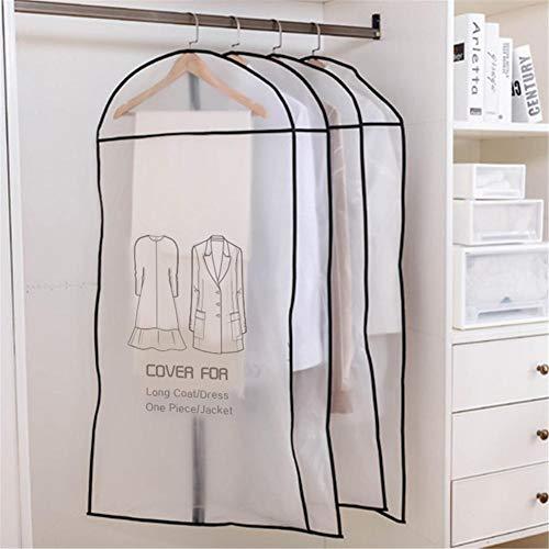 Kleidersack Anti-Staub Schutzhülle für Brautkleider Abendkleider Anzüge Mäntel Hochzeitskleid...