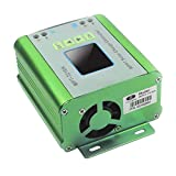 Lovelysunshiny Display LCD MPT-7210A Pannello di carica della batteria del pannello solare MPPT 10A 48V Boost