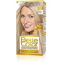 Garnier - Belle Color - Coloration permanente Blond - 9.1 Blond très clair cendré naturel