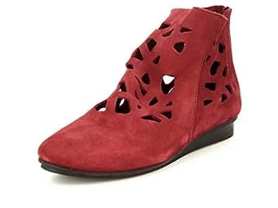 Arche Ninate Ninate massai Damen Boots & Stiefeletten in Mittel, Schwarz, 37 EU