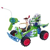 """Brand New Toy Story Remote Control """"RC"""" Car"""