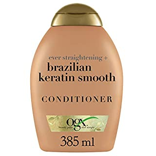 OGX Brazilian Keratin Therapy Conditioner, 1er Pack (1 x 385 ml)