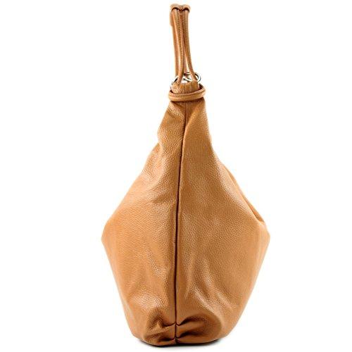 Made Italy, Borsa a tracolla donna Camel