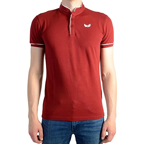 Kaporal 5 Polo-Hemd Coujo 2.0 Red Oak Rouge