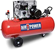 AIR POWER 100 liter Air Compressor 240V