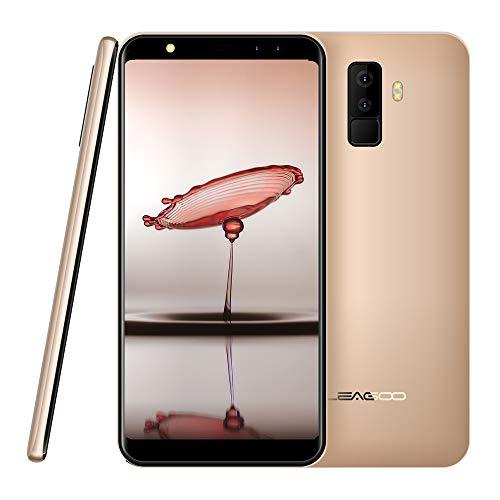 """Foto Cellulari in Offerta Leagoo M9 Smartphone Dual SIM-5.5""""(18:9), Quattro..."""