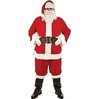 Santa Suit (Super Deluxe) - Adult Costume Men: STANDARD