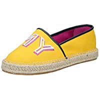 Tommy Hilfiger Colourful Tommy Women's Espadrille Flats, Yellow (Spectra Yellow 730), 4 UK (37 EU)