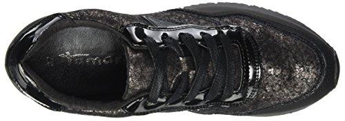Sneaker 23601 Da Donna Tamaris Nero (pettine Nero)