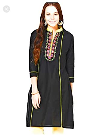 Sangria women embroidered kurti