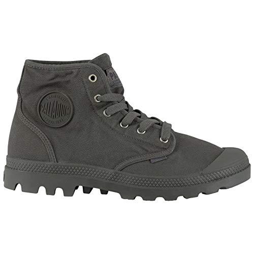 Palladium Schuhe Pampa Hi Metal Black (02352-021) 43 Grau