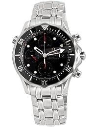 Omega 213.30.42.40.01.001 - Reloj de pulsera hombre, color plateado