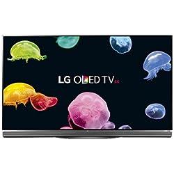 "LG OLED55E6V 55"" 4K Ultra HD 3D Smart TV Wifi Negro LED TV - Televisor (4K Ultra HD, IEEE 802.11ac, Web OS, 16:9, 4:3, 16:9, 3840 x 2160)"