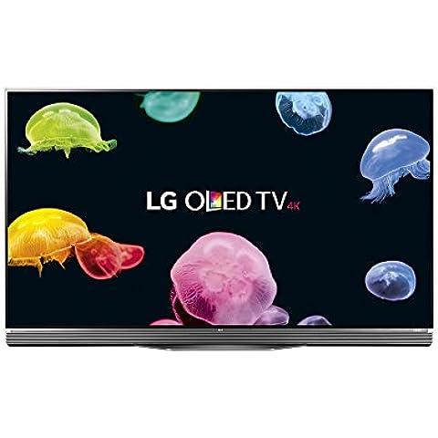 "LG Oled65e6 V 65 """" Ultra HD, 4 K, 3D, Smart TV Nero Wi-Fi TV LED/TV, Ultra HD, 4 K, IEEE 802,11ac, OS Web, 16:9, 4:3, 16:9, 2160 3840 x)"