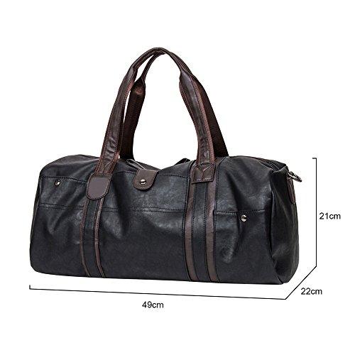 Zoom IMG-3 manling7 borsa da viaggio grande
