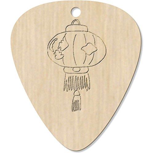 Azeeda 7 x 'Linterna China' Guitarra Púa GP00017682