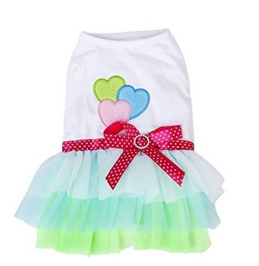 Mio. OO Pet Teddy Kleid Pet Kleidung (E Walk Dog Kostüm)
