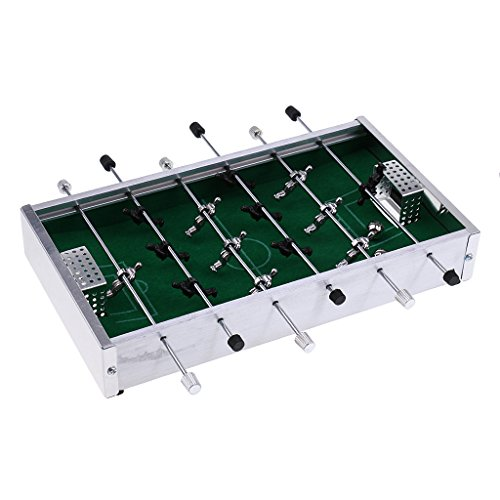Segolike Mini Table Top Desk Football Soccer Game Set Foosball Metegol Table Sports Kids Gift Family Leisure Fun Entertainment  available at amazon for Rs.1390