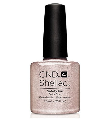 CND Shellac UV Gel Polish - Contradictions - Spring 2015 Collection - 0.25oz_SAFETY PIN - C90875 **BCS_BW** by CND Cosmetics