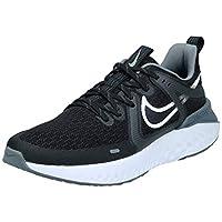 Nike Legend React 2, Women's Road Running Shoes, Black (Black/White-Cool Grey-Metallic Cool Grey), 39 EU
