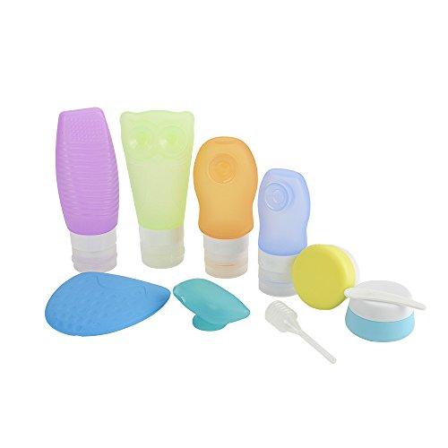 iegeek-set-di-10-bottiglie-da-viaggio-in-silicone-con-astucci-protettivi-colorati-con-approvazione-t